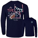 Ashton Brye™ Tailgates and Touchdowns Long Sleeve