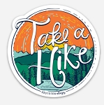 Southernology® Take a Hike Decal