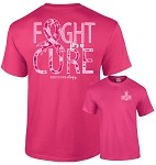 Southernology Fight for a Cure Camo T-Shirt  Bundle