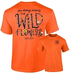 Ashton Brye™ Wildflowers Short Sleeve T-Shirt