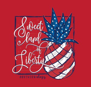 Southernology® Sweet Land of Liberty