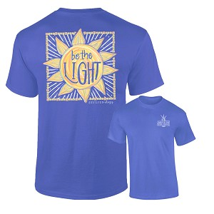 Southernology® Be the Light Sun T Shirt