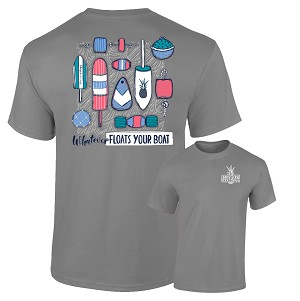 Southernology® Floats Your Boat Buoys T-shirt