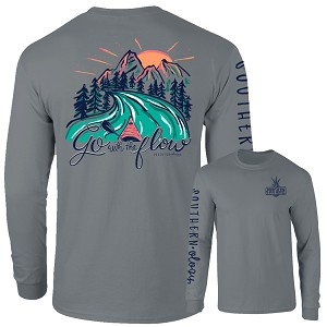 Southernology® Long Sleeve Go With the Flow PREORDER