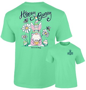 Southernology® Honey Bunny Gnome T Shirt PRE ORDER