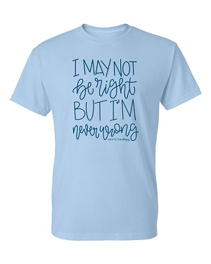 Southernology® I'm Never Wrong Statement Tee Bundle