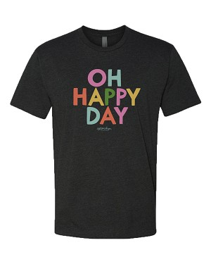 Southernology® Oh Happy Day Statement Tee