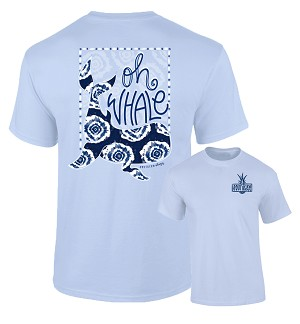 Southernology® Oh Whale Short Sleeve