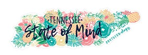 Southernology® TN State of Mind Decal