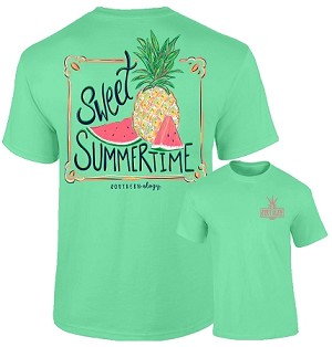 Southernology® Sweet Summertime T Shirt