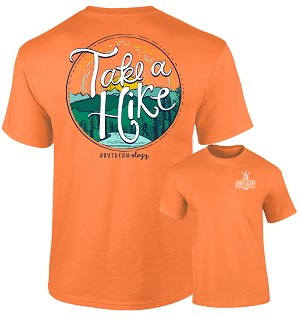 Southernology® Take a Hike Mountain T-Shirt PREORDER