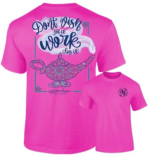 Ashton Brye™ Don't Wish For It T Shirt Bundle